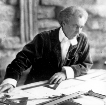 Frank Lloyd Wright Stained Glass Artist