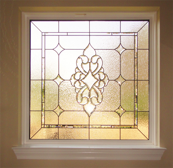 Bathrooms windows scottish stained glass custom studio for Decorative stained glass windows