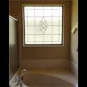 Dallas Bathroom Stained Glass Window