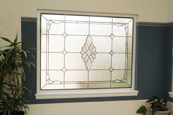 Bathroom Stained Gl Windows