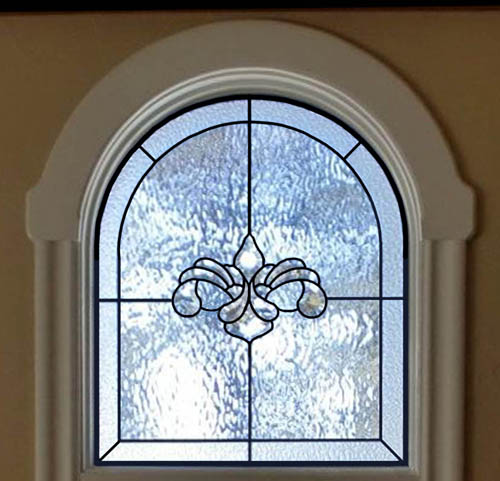 Bevel glass patterns browse patterns for Fancy window design