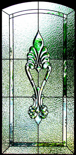 Celtic Stained Glass | Scottish Stained Glass | Custom