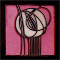 Charles Rennie Mackintosh Stained Glass Design