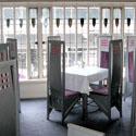 Charles Rennie Mackintosh Stained Glass Restaurant Windows