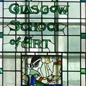 Charles Rennie Mackintosh Glasgow Stained Glass