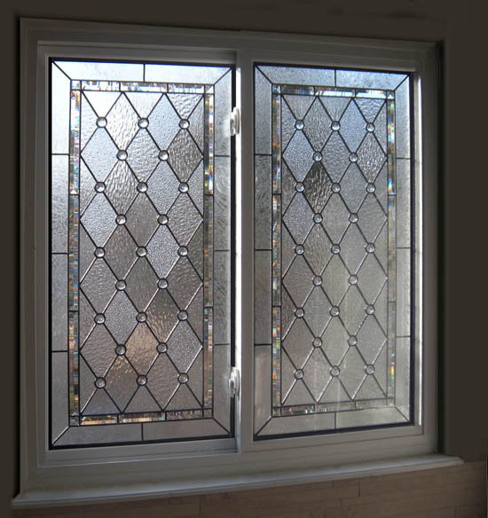 Contemporary stained glass scottish stained glass for Window design solutions