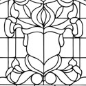 Antique Custom Stained Glass Designs