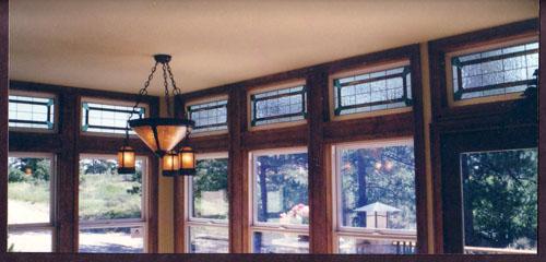 Transom Windows Scottish Stained Glass Custom Studio