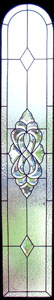 Celtic Stained Glass Sidelights  - SGSL 2