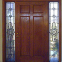 Entryway Stained Glass San Antonio