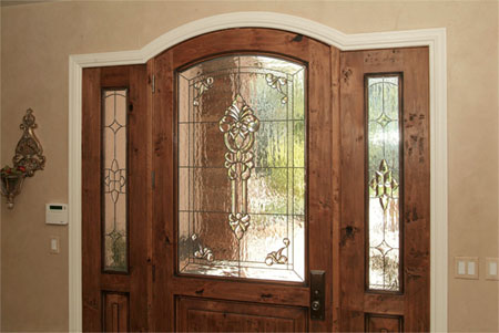 Entryway Stained Glass  - SGE 1