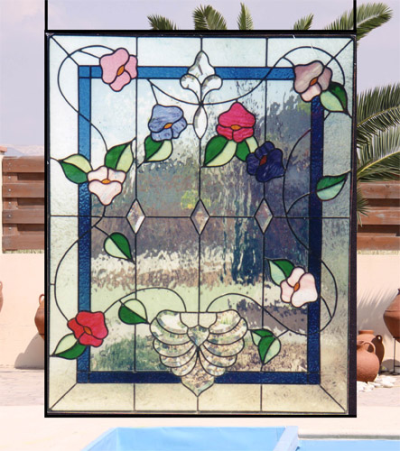 Stained Glass Panels Scottish Stained Glass Custom