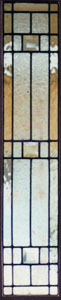 Stained Glass Sidelights - SGSL 18