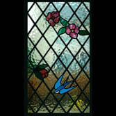 Kitchen Stained Glass Window Designs