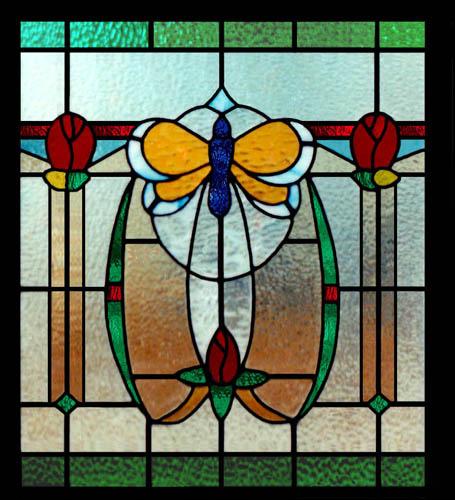 Charles Rennie Mackintosh Designs Scottish Stained Glass