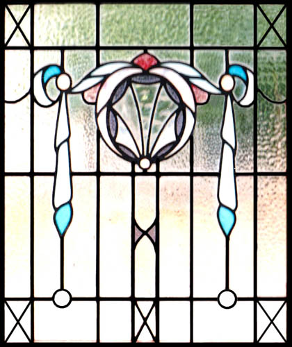 Charles Rennie Mackintosh Scottish Stained Glass Custom