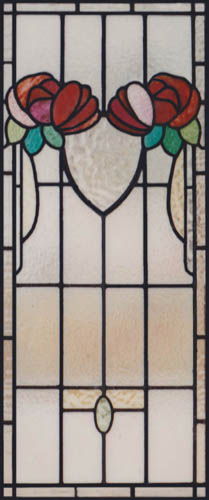 Charles Rennie Mackintosh Scottish Stained Glass Custom