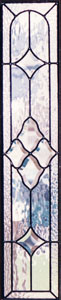 Stained Glass Sidelights - SGSL 15