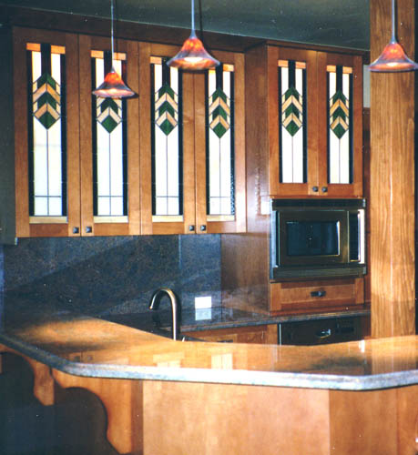 stained glass kitchen cabinet doors cabinets scottish stained glass custom studio 26574