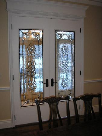 Doors Scottish Stained Glass Custom Studio