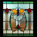 Stained Glass Kitchen Window Designs