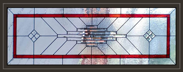 Transom Windows Scottish Stained Glass Custom Studio