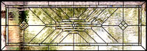 Transom Stained Glass