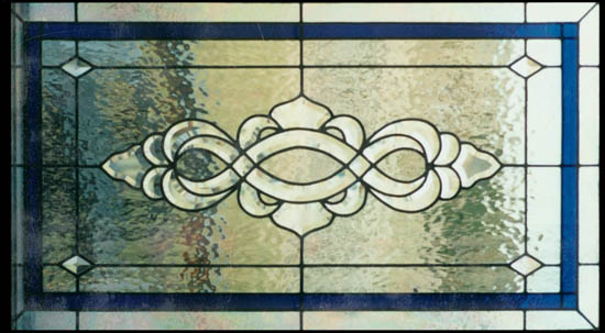 Traditional Scottish Stained Glass Custom Studio