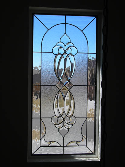 Traditional stained glass scottish stained glass for Door n window designs