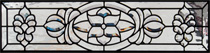 Stained Glass Transom Window Designs