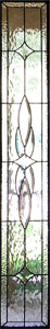 Celtic Stained Glass Sidelight Windows