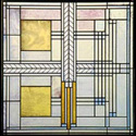 willits house frank lloyd wright stained glass sidelight