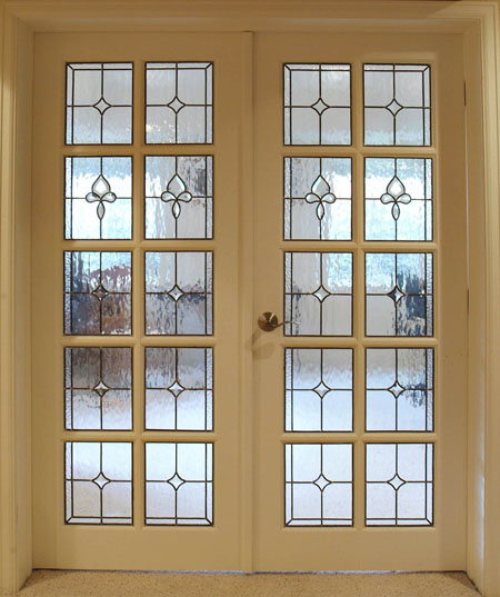 Basement Stained Glass