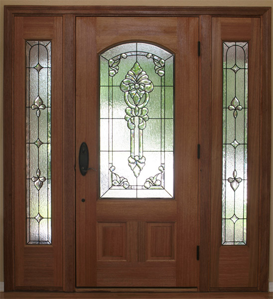 Entryway Gallery Scottish Stained Glass Custom Studio