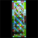 Chapel Religious Stained Glass