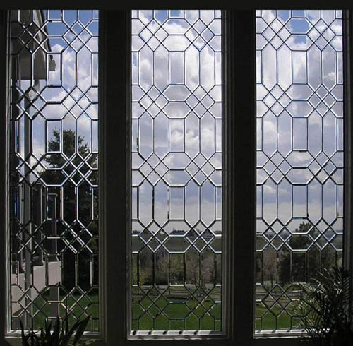 Grand rapids michigan stained glass for Custom design windows