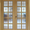Colorado Springs Interior Stained Glass Panels
