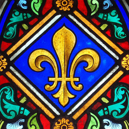 New Orleans Stained Glass Windows