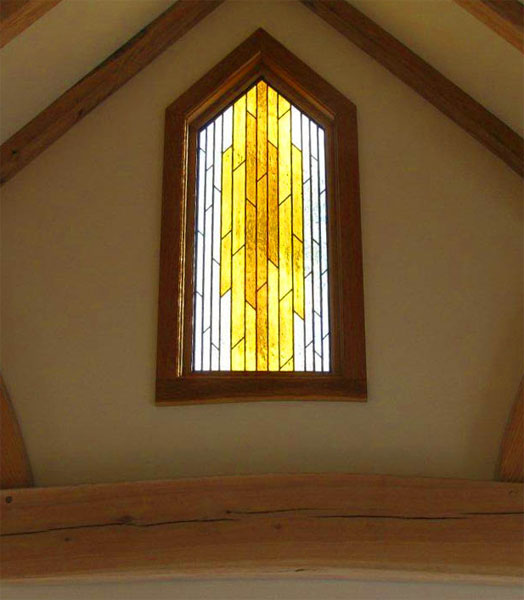 Religious Stained Glass Window Designs