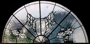 Stained Glass Window Transom Designs