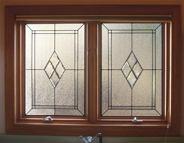 Other residential stained glass gallery for Window pane designs