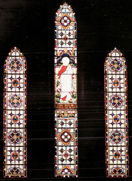 Religious Stained Glass Scottish Stained Glass