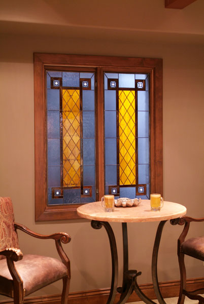 Tucson arizona stained glass for Custom window designs