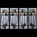 Stained Glass Antique Windows