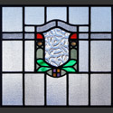 Antique Scottish Stained Glass Windows