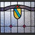 Antique Stained Glass Colored Glass