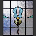 Antique Stained Glass Shapes