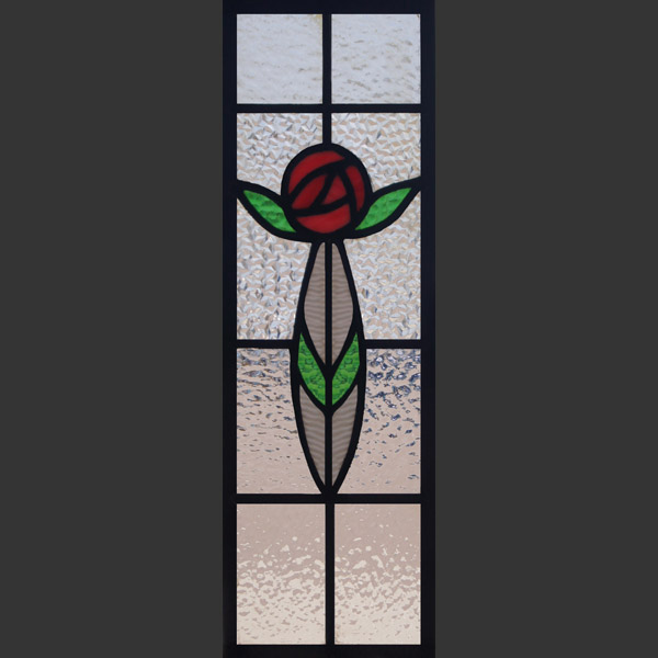 Mackintosh Stained Glass Rose