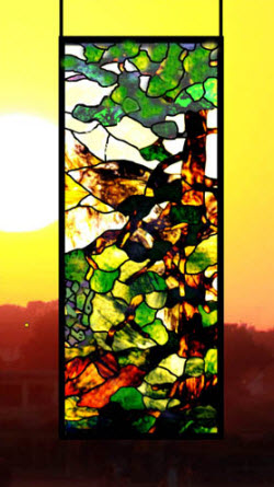 Stained Glass Panel Designs