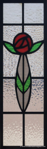 Rare Antique Stained Glass Colorado